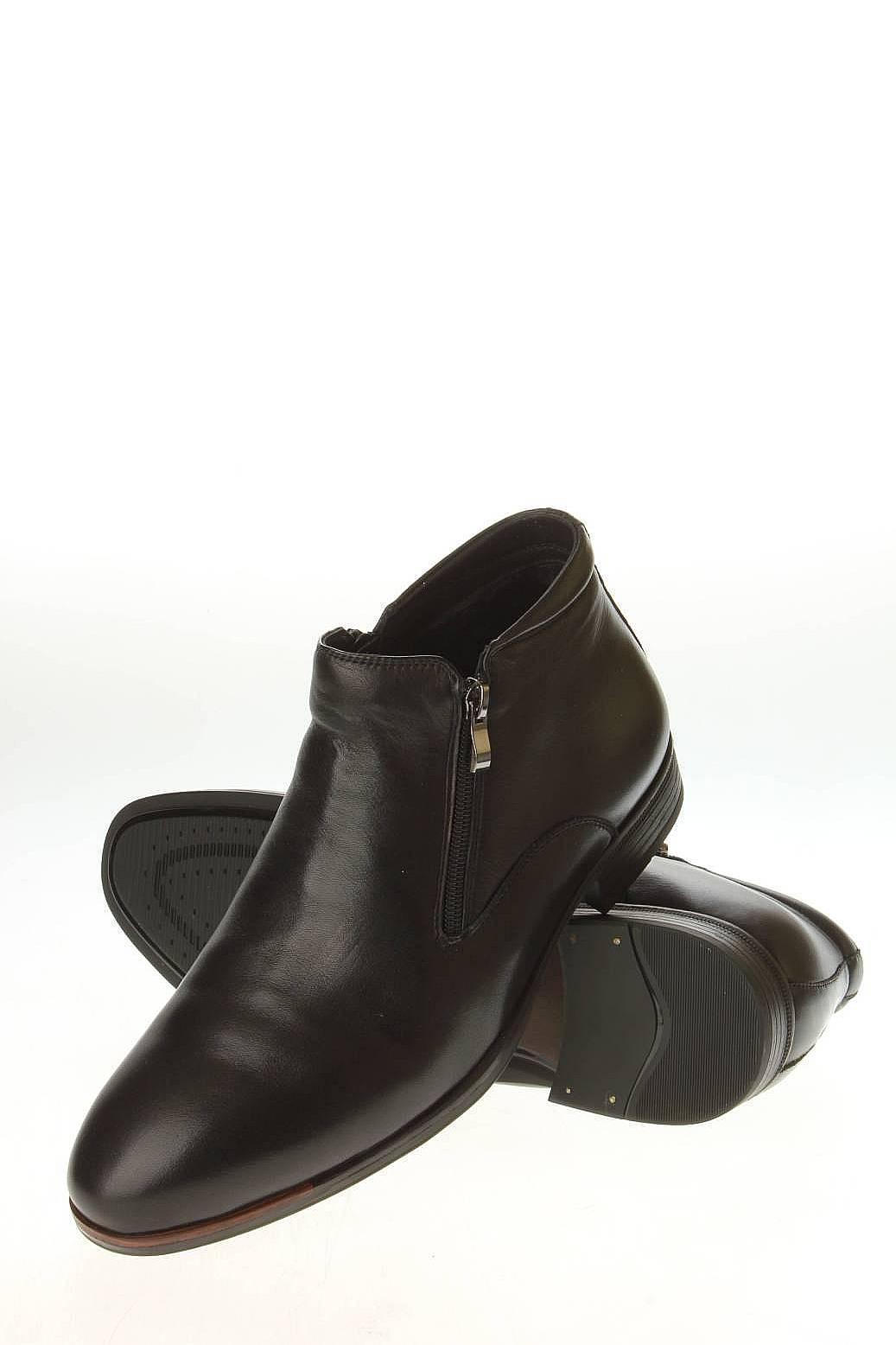 Ronny | Мужская Чёрная Обувь