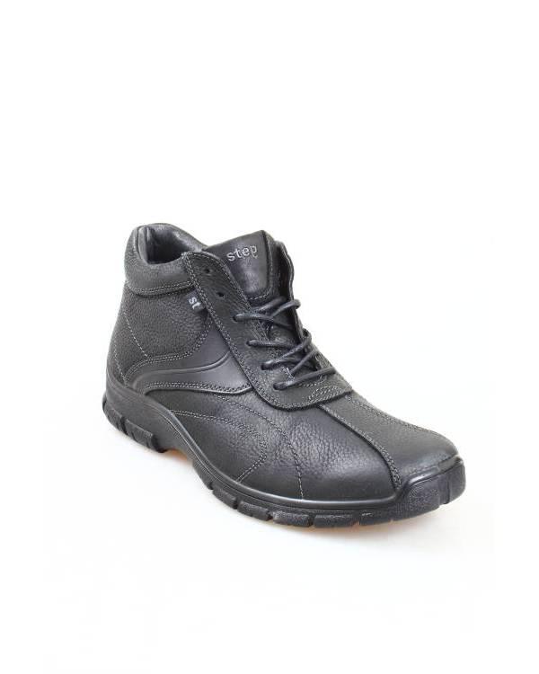S-Tep | Мужская Чёрная Обувь
