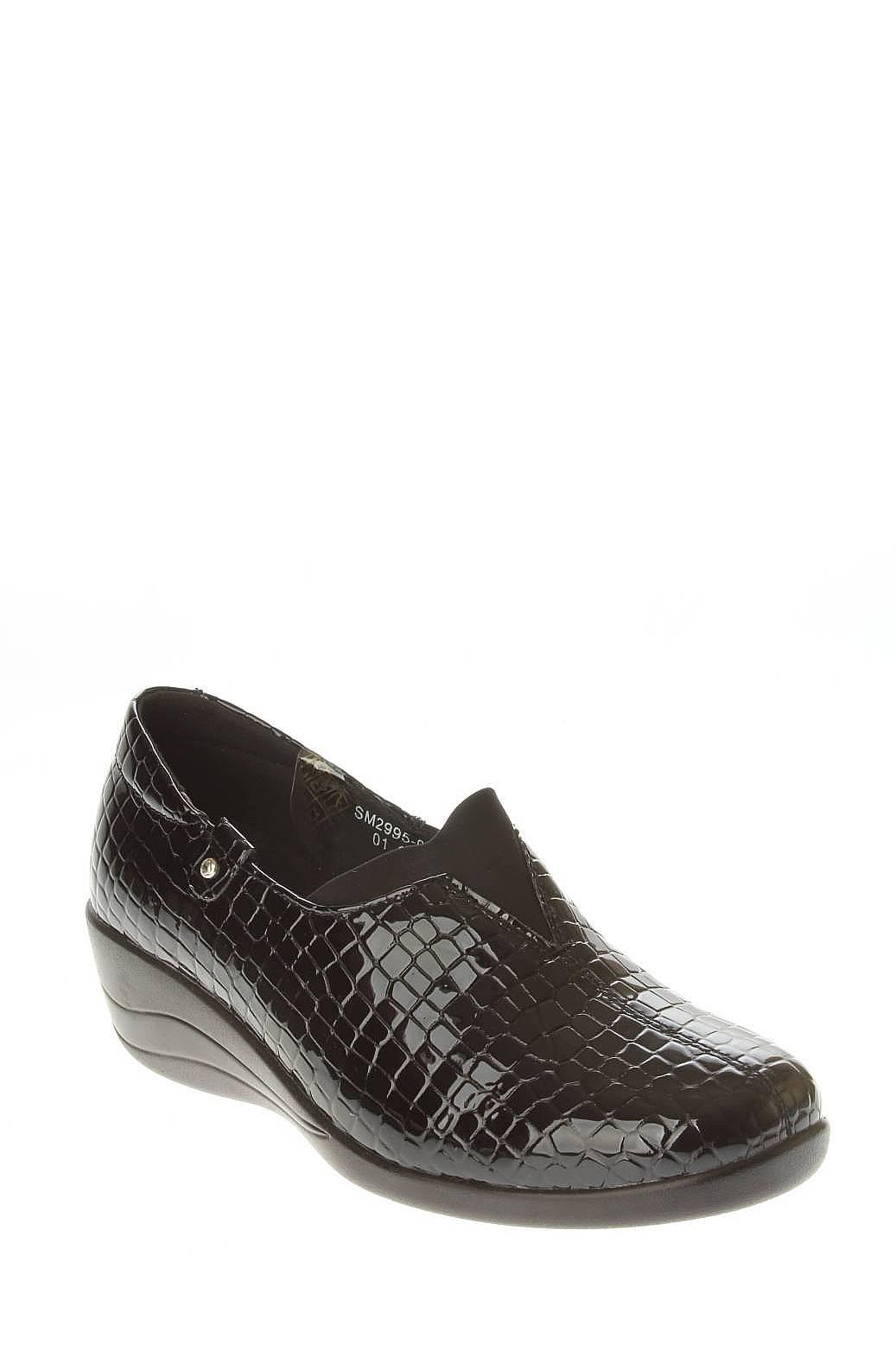 Spur | Женская Чёрная Обувь
