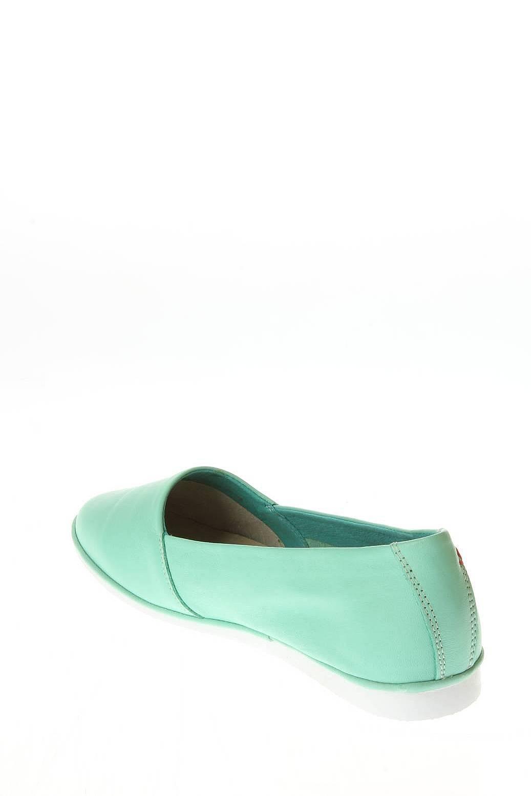 Spur | Женская Зелёная Обувь