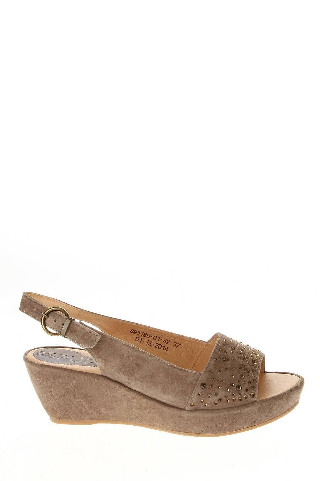 Spur | Женская Бежевая Обувь