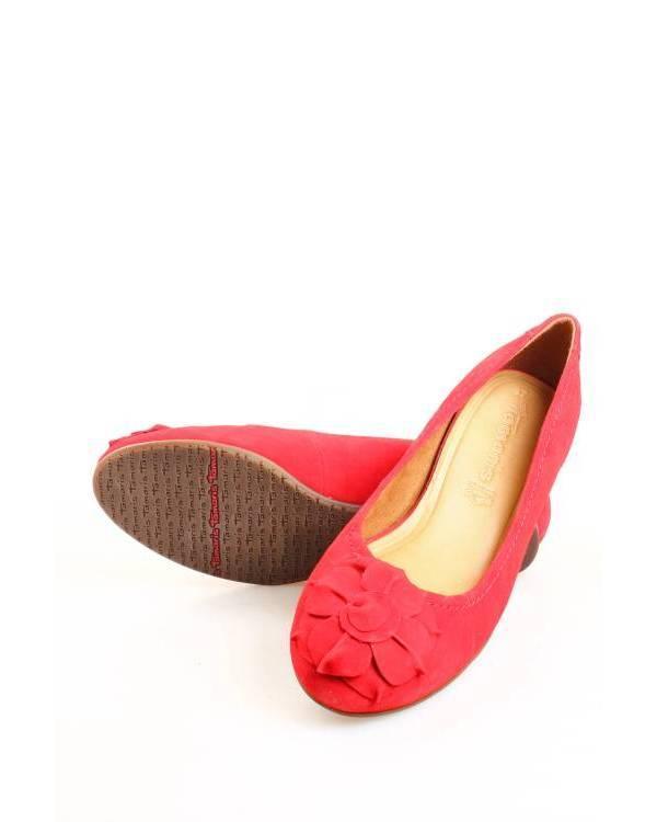 Tamaris | Женская Красная Обувь