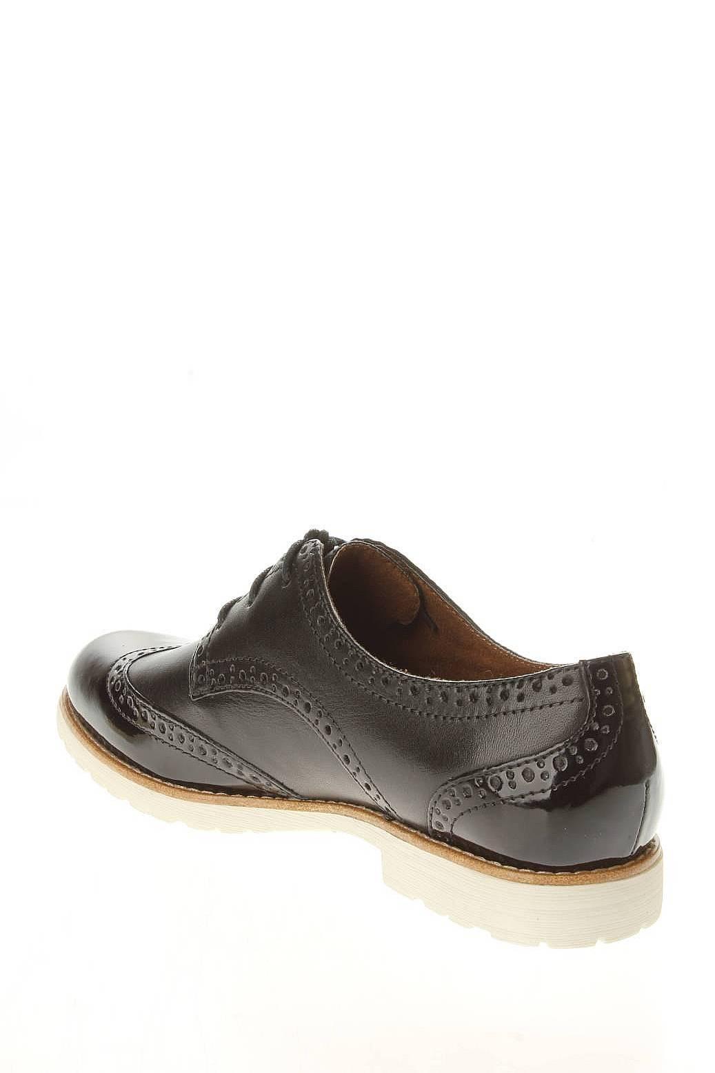 Tamaris | Женская Чёрная Обувь