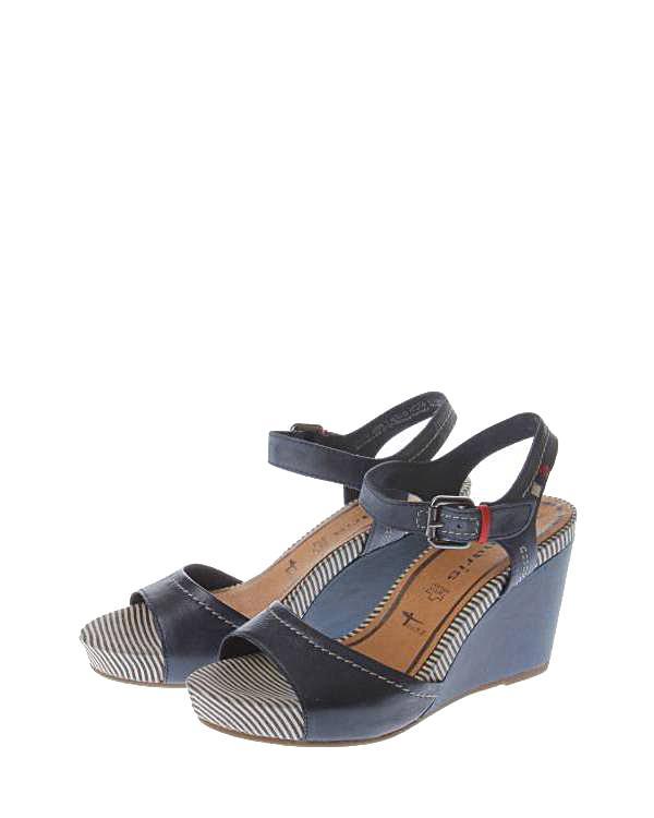 Tamaris | Женские'S Deep Blue Обувь