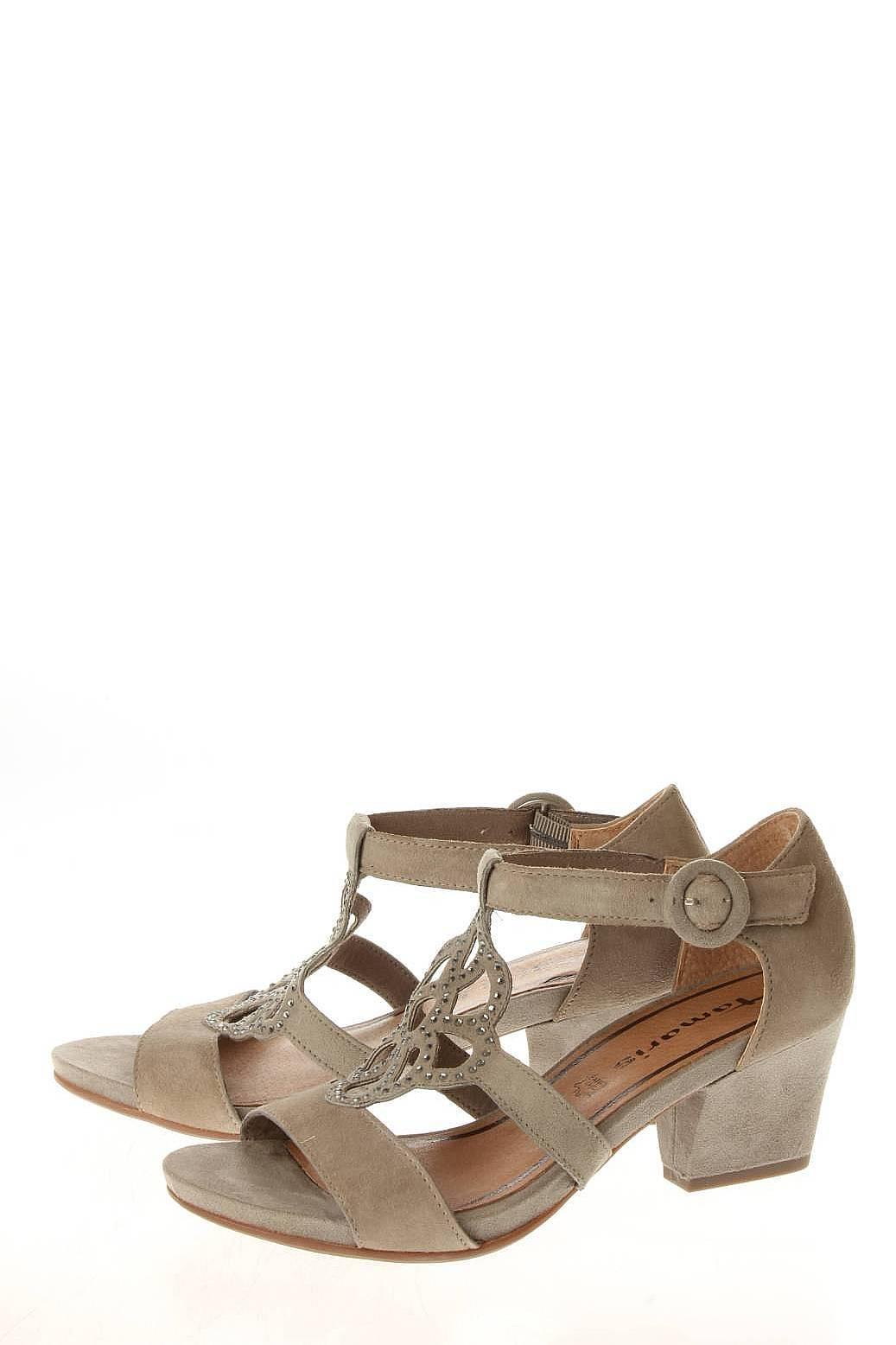 Tamaris | Женская Коричневая Обувь