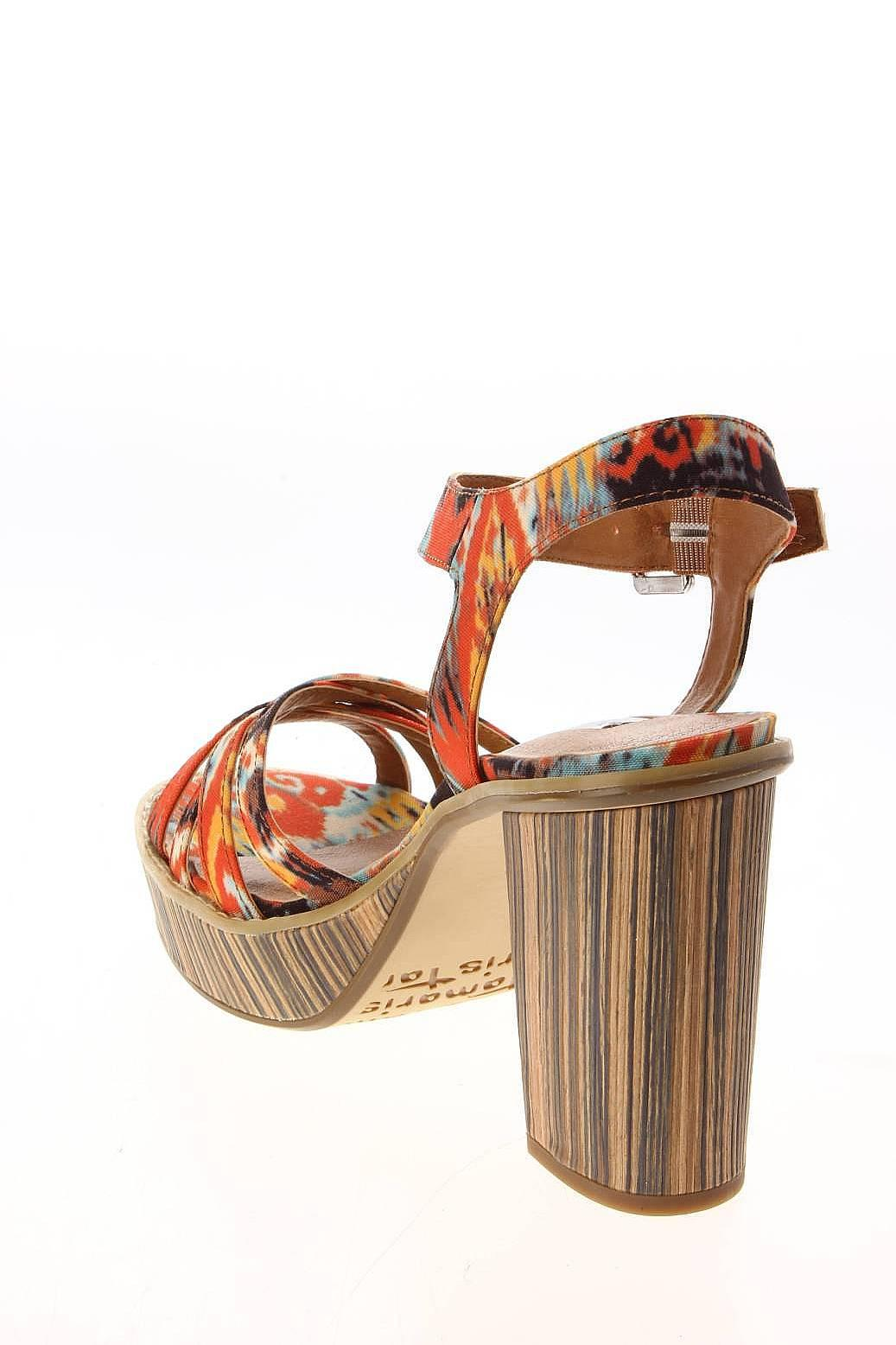 Tamaris | Женская Многоцветная Обувь