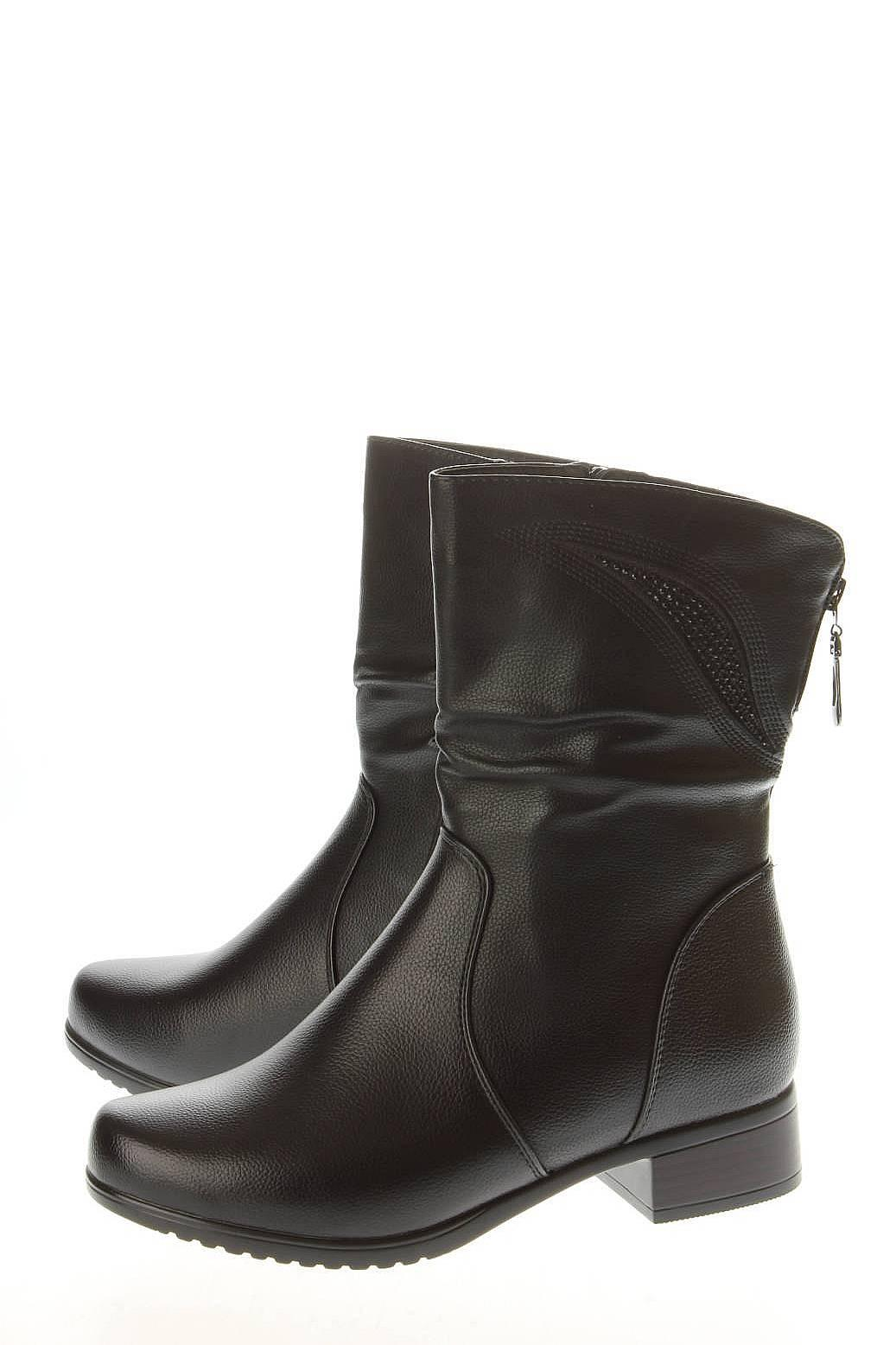 TF | Женская Чёрная Обувь