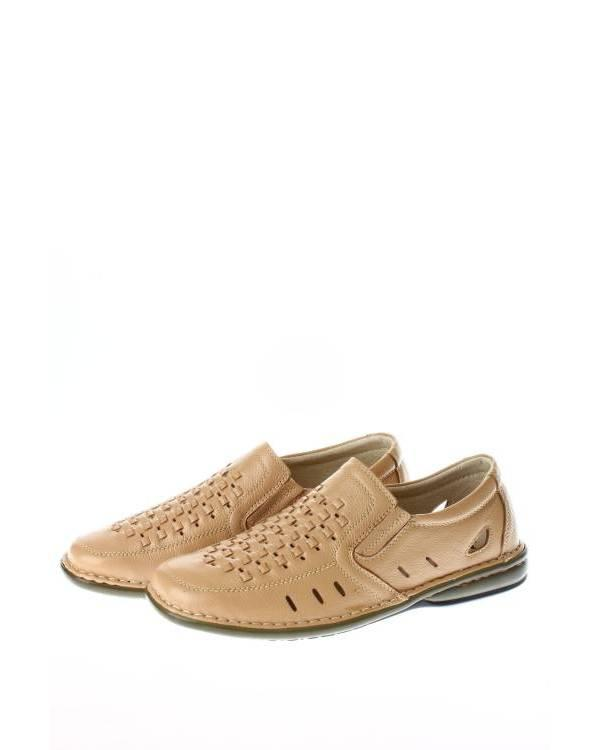 El Tempo | Мужские'S Beige Обувь