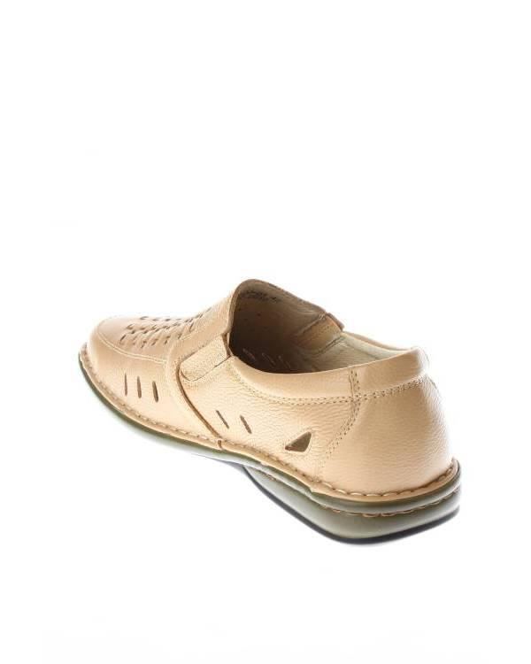 El Tempo | Мужская Бежевая Обувь