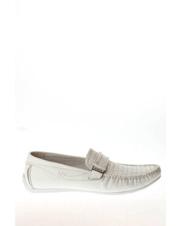El Tempo | Мужская Белая Обувь