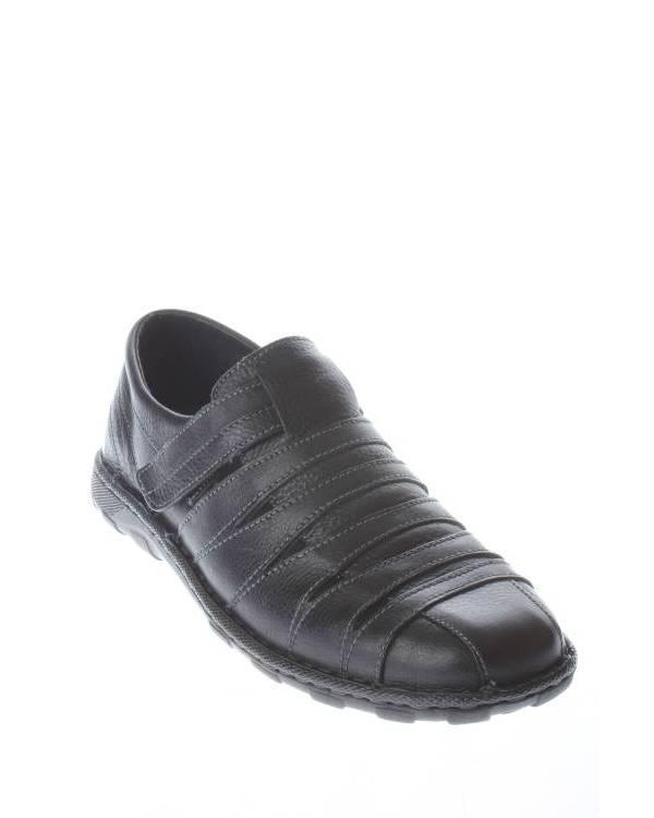 El Tempo | Мужская Чёрная Обувь