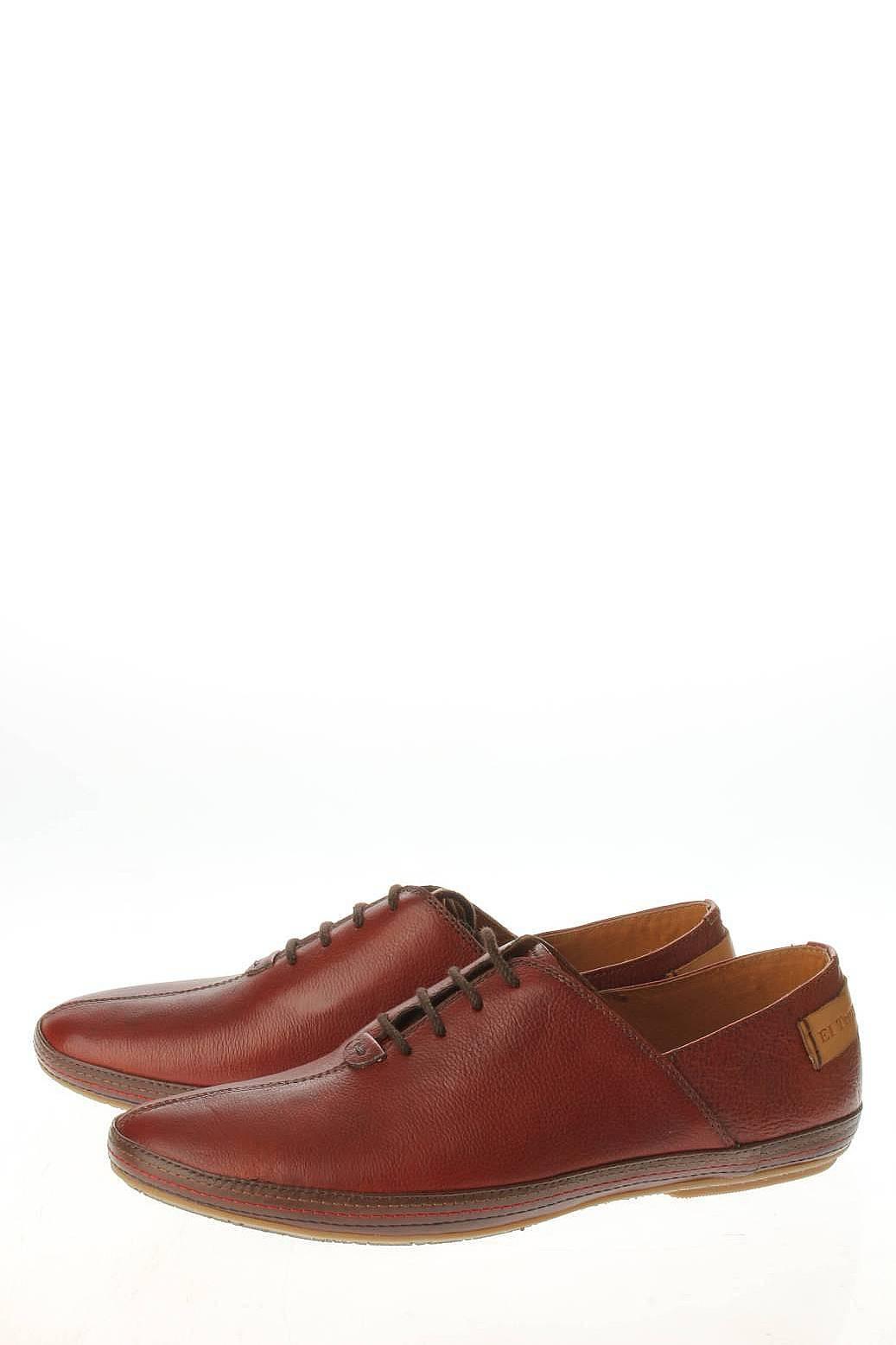El Tempo | Мужская Красная Обувь