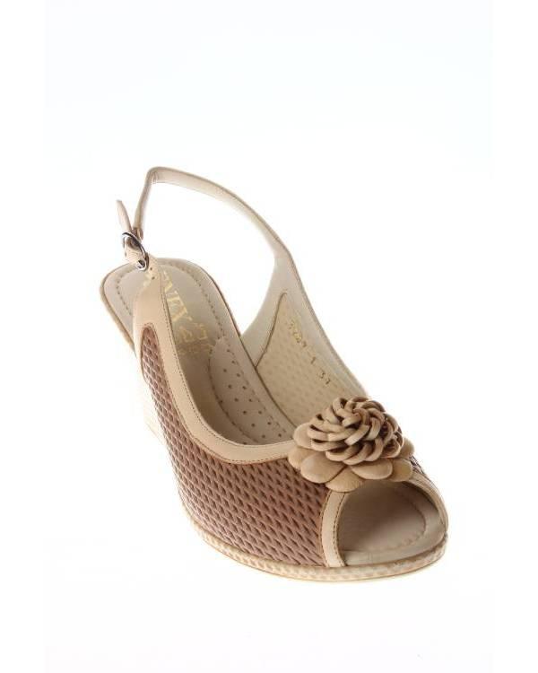 Enex | Женская Бежевая Обувь
