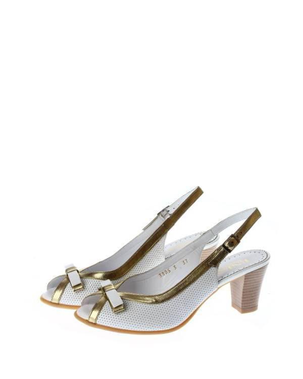 Enex | Женская Белая Обувь