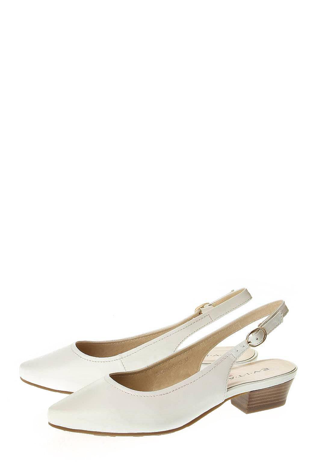 Evita | Женская Белая Обувь