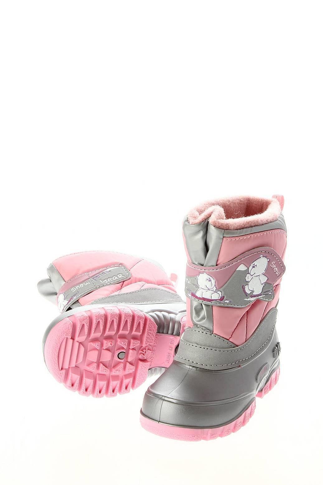 Мужская Обувь Детская Обувь Сноубутсы: Зебра Обувь