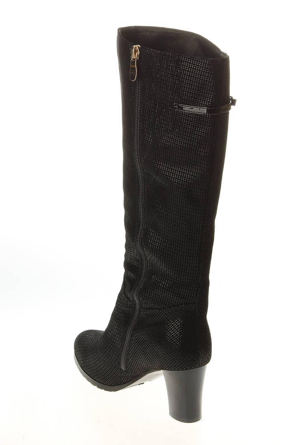 Benetti | Женская Чёрная Обувь