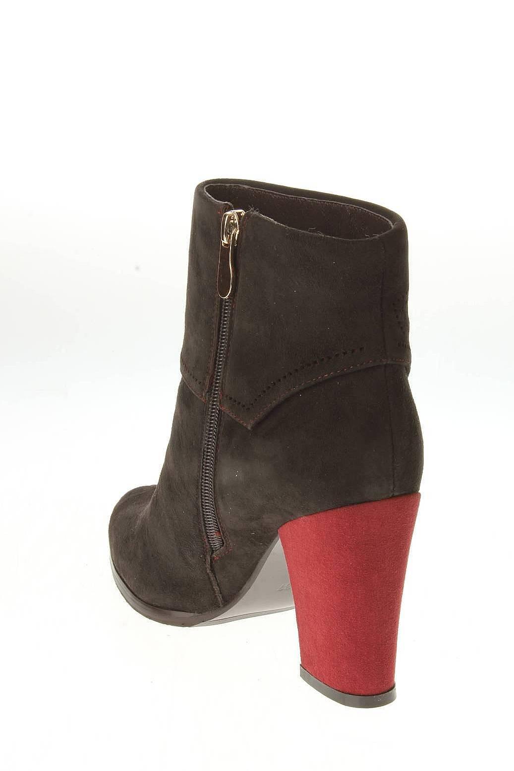 Benetti | Женская Серая Обувь