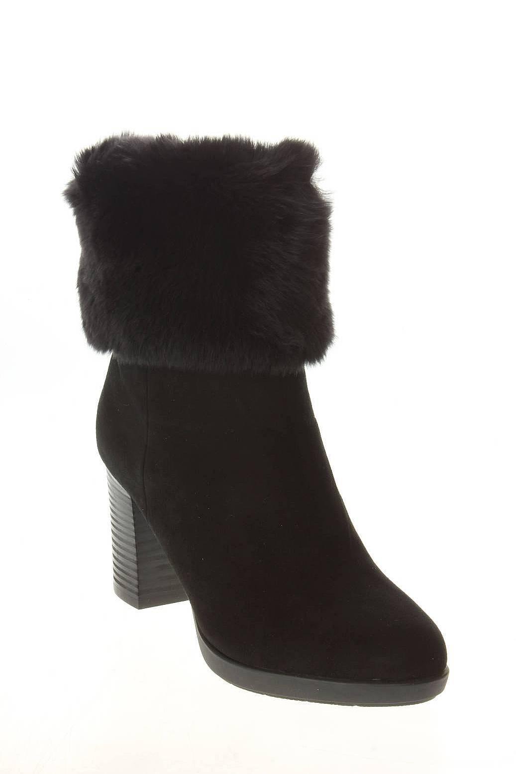 Benetti   Женская Чёрная Обувь