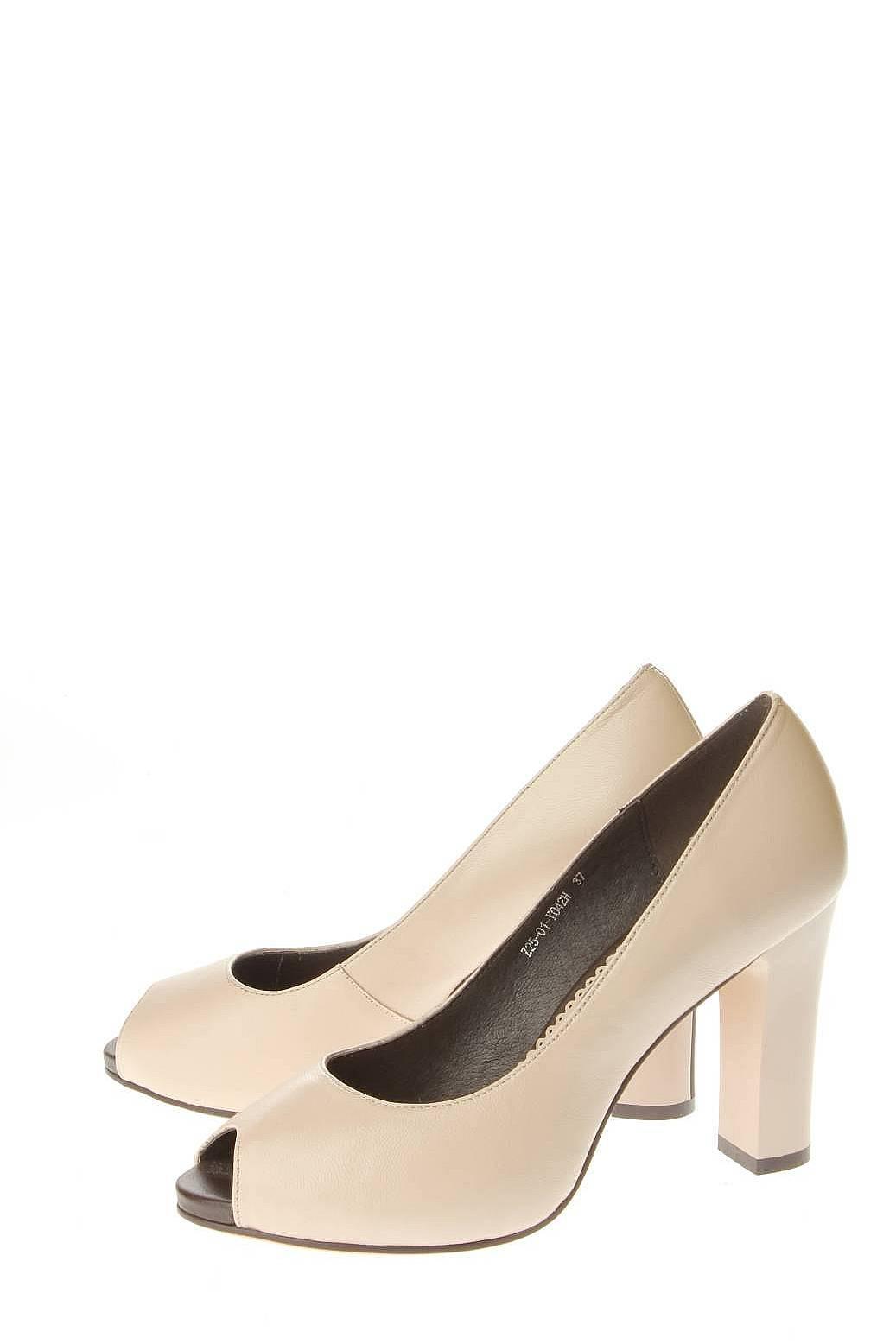 Benetti | Женская Бежевая Обувь