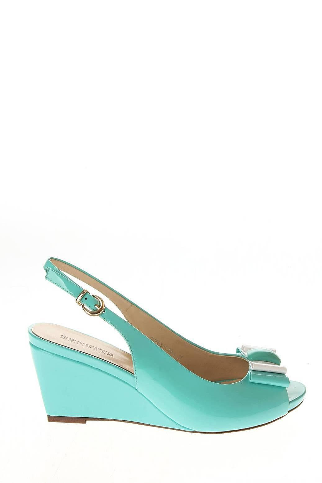 Benetti | Женская Голуба Обувь
