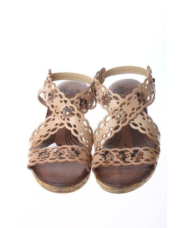 BENTA SPAIN | Женская Бежевая Обувь