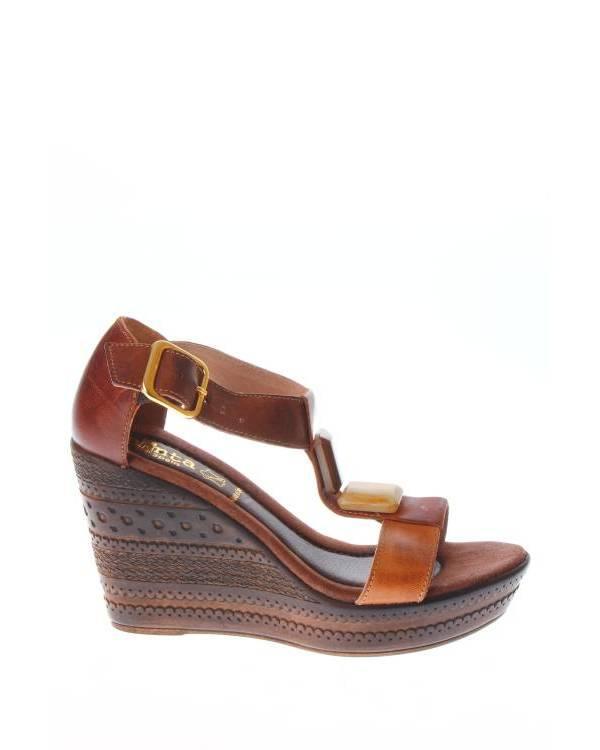 BENTA SPAIN | Женская Коричневая Обувь