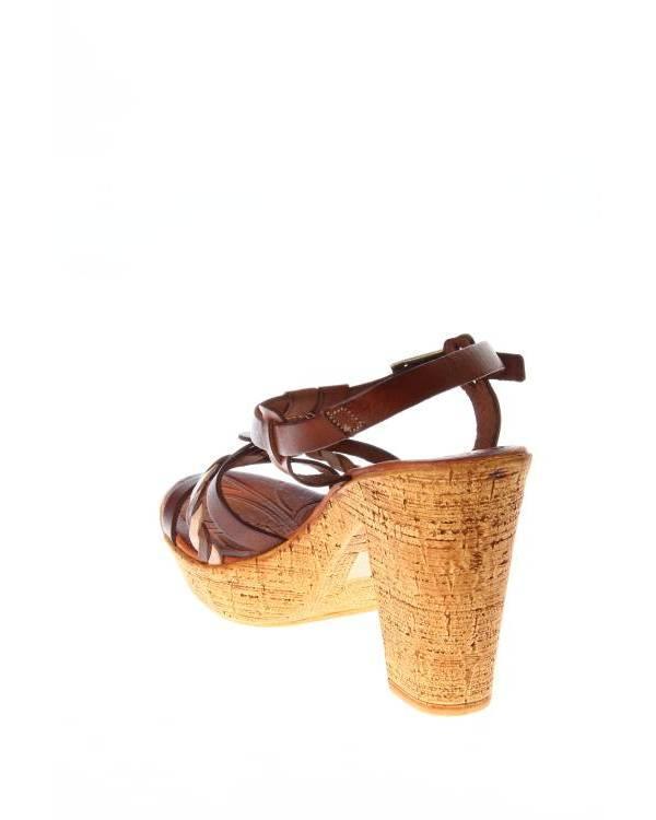 BENTA SPAIN | Женская Оранжевая Обувь