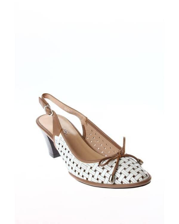Benetti | Женская Белая Обувь
