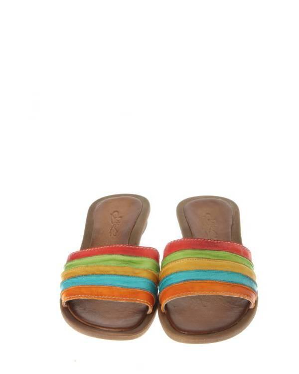 Estello | Женская Оранжевая Обувь