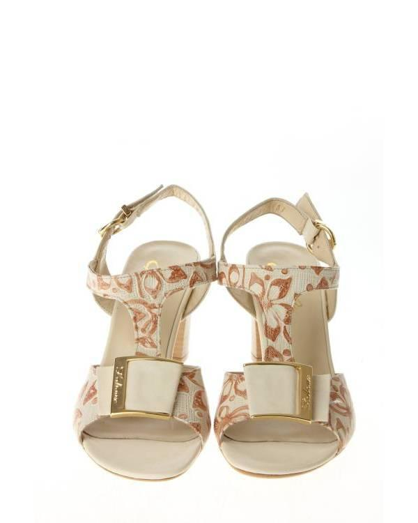 Estello | Женская Бежевая Обувь