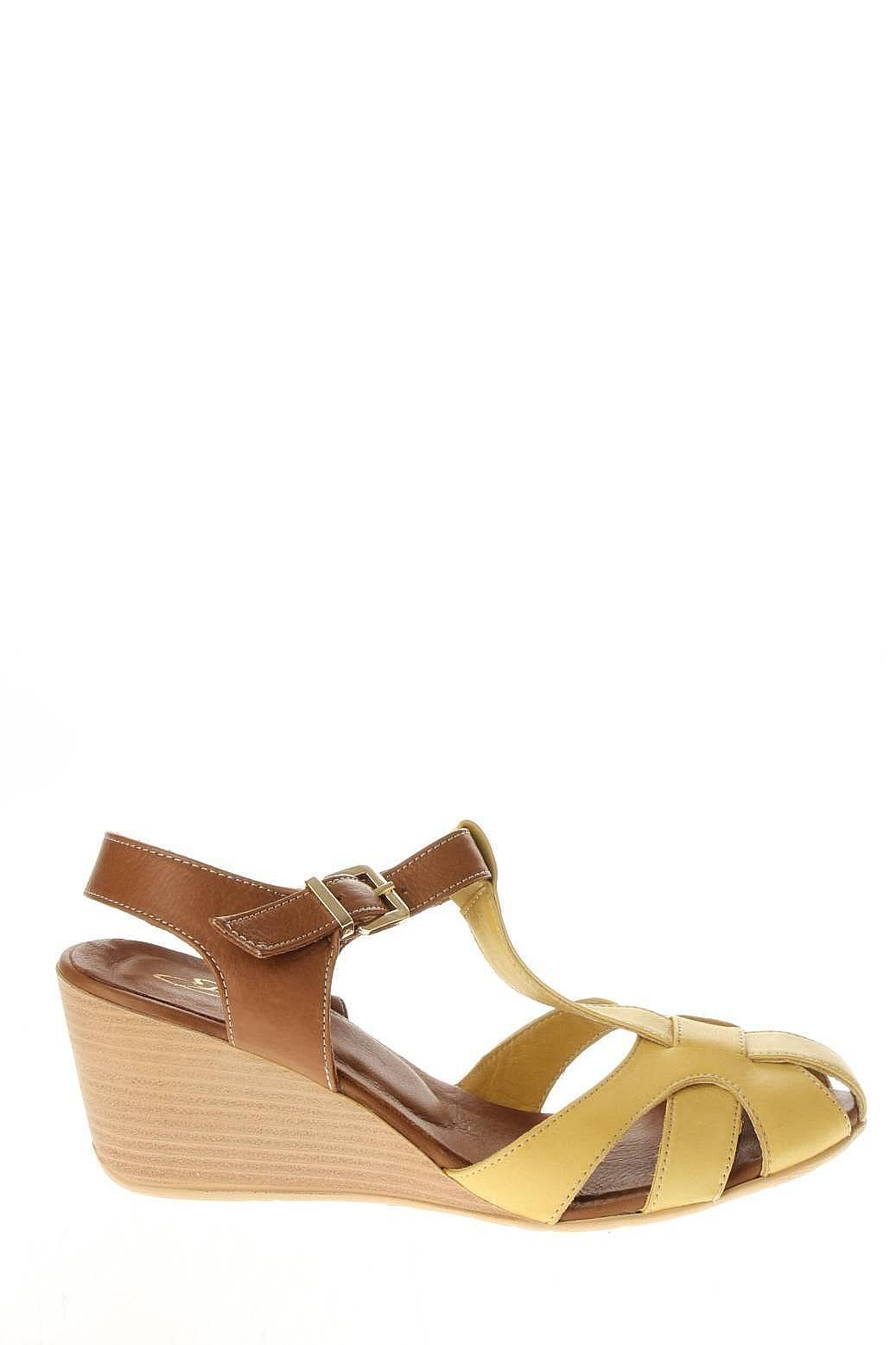 Estello | Женская Жёлтая Обувь