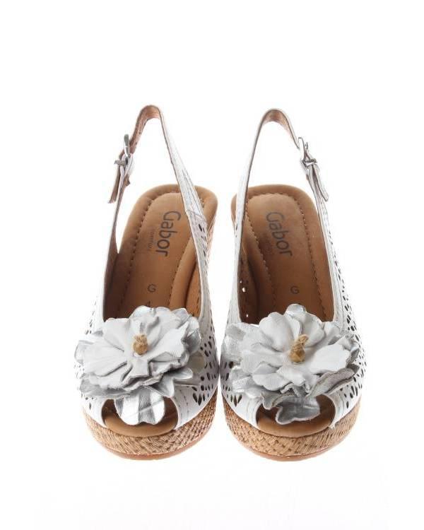Gabor | Женская Белая Обувь