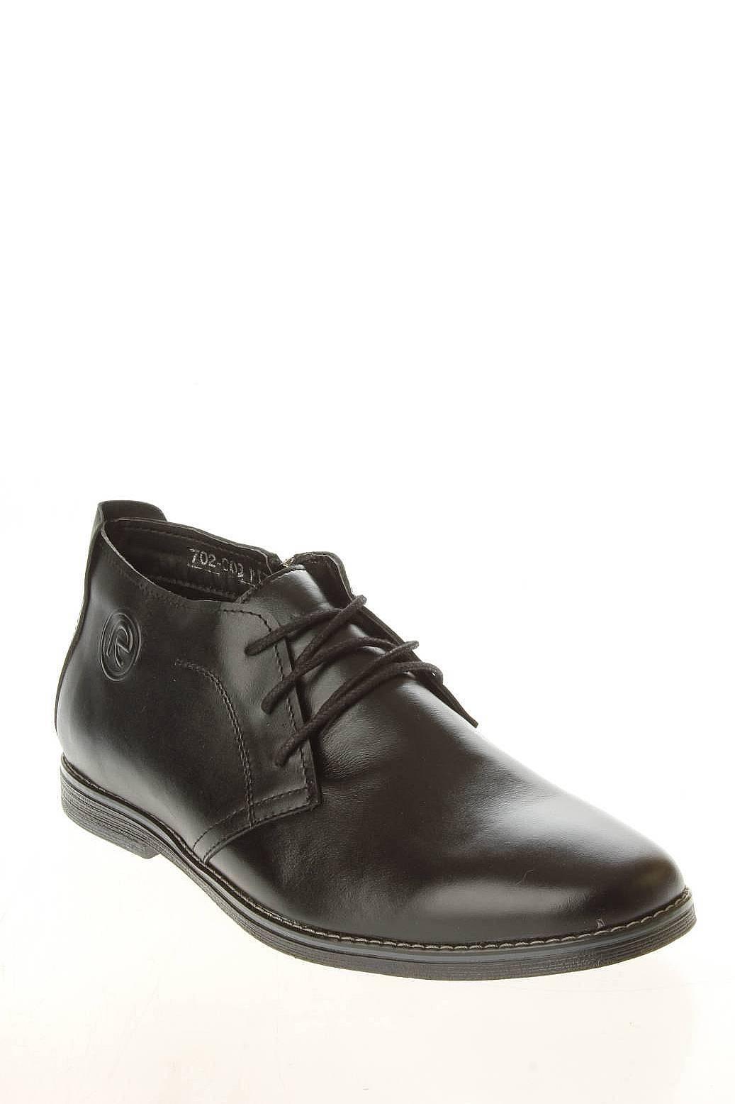 Rooman | Мужская Чёрная Обувь